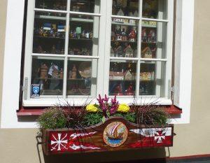Hansa - Fenster