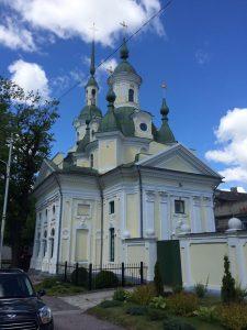 Pärnu-Kirche