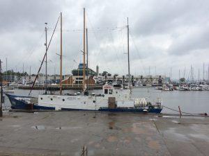 Talinn Hafenstellplatz